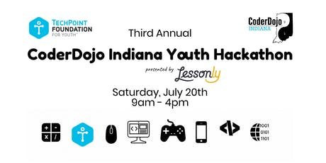 Third Annual CoderDojo Indiana Youth Hackathon tickets