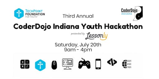 Third Annual CoderDojo Indiana Youth Hackathon