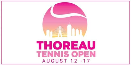The Thoreau Tennis Open tickets