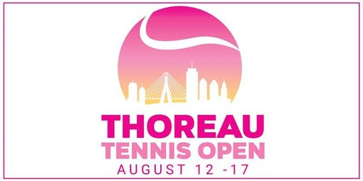 The Thoreau Tennis Open