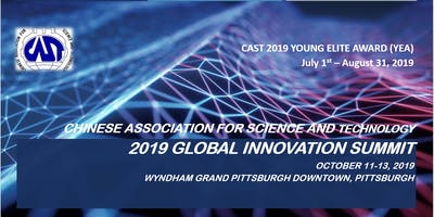 2019 CAST Young Elite Award (YEA)