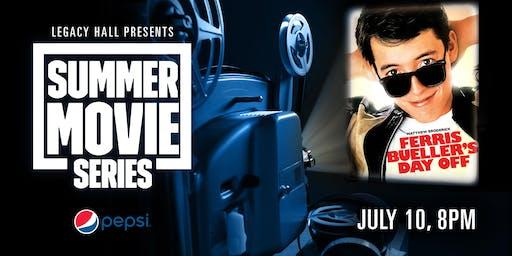Pepsi Summer Movie Series: Ferris Bueller's Day Off