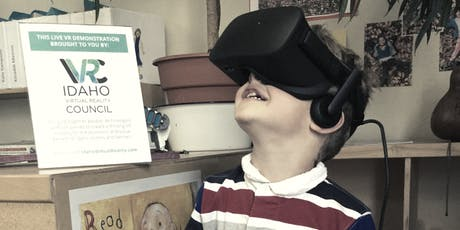 Virtual Reality & Education - How VR can change the way we teach and learn tickets
