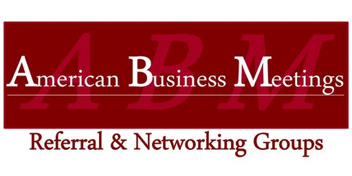 Networking Lunch (ABM Paramus Lunch Chapter)