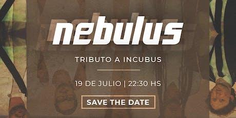 Nebulus - en vivo en Liverpool Club Palermo tickets