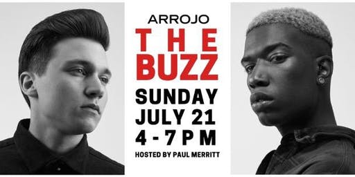 THE BUZZ - BARBER SHOW, CELEBRATE & TELL
