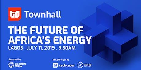TC Townhall: Renewable Energy tickets