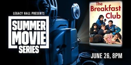Summer Movie Series: The Breakfast Club tickets