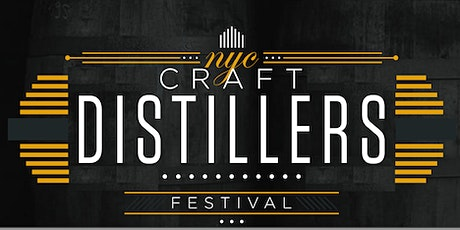 NYC Craft Distillers Festival tickets