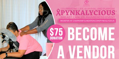 Pynkalycious Vendor Registration | South Carolina tickets