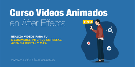 Curso de Animación / Motion Graphics entradas