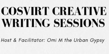 CosVirt Creative Writing Sessions (Group) tickets