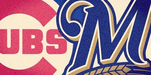 Augustana Alumni & Friends: Cubs vs Brewers @ Wrigley Field