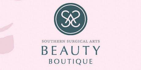 SSA Beauty Boutique Meet and Greet tickets