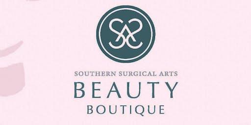 SSA Beauty Boutique Meet and Greet