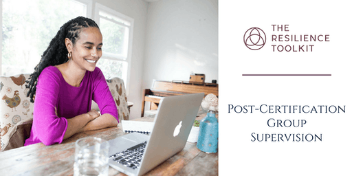 Post-Certification Clinical Group Supervision - July