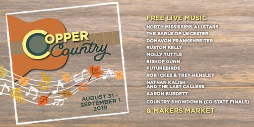 Copper Country VIP