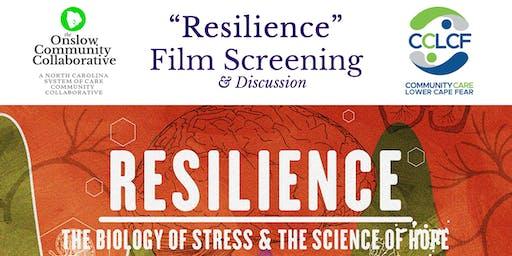 """""""Resiliency"""" Screening"""