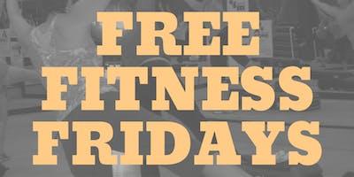 Free Fitness Friday