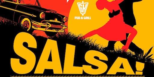 Salsa Party en GK Live Estepona Pub
