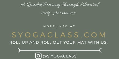 SYOGA - Slowly Stretch + Strengthen Stoned (Thursdays Class)  tickets