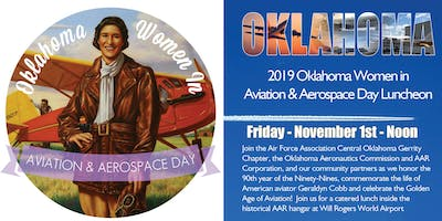 2019 OK Women in Aviation and Aerospace Day Luncheon