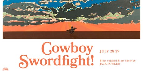 Cowboy Swordfight! tickets