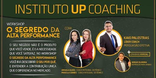 Workshop O Segredo Da Alta Performance