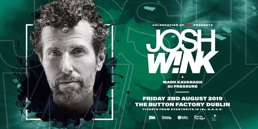 Josh Wink at Button Factory