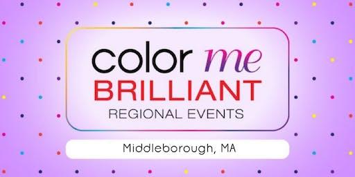 Color Me Brilliant - Middleborough, MA