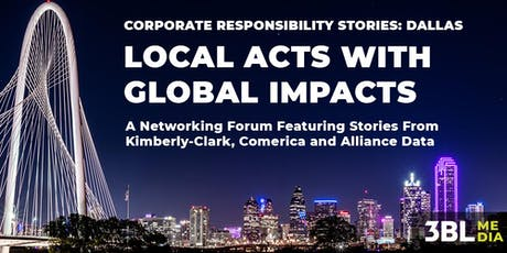 Corporate Responsibility Stories: Dallas tickets