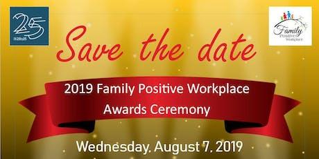2019 OK Certified Family Positive Workplace Awards Ceremony tickets
