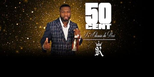 50 Cent @ Haven Nightclub AC June 29