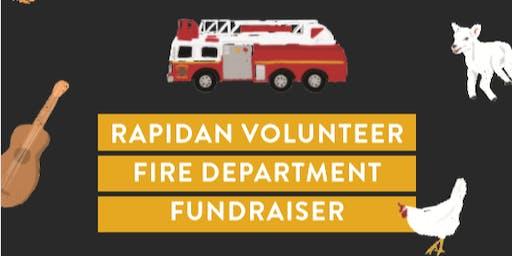Rapidan Volunteer Fire Department Fundraiser