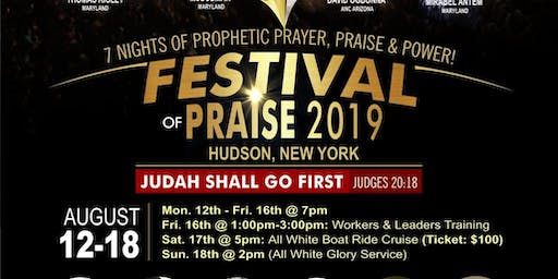 FESTIVAL OF PRAISE CONFERENCE 2019