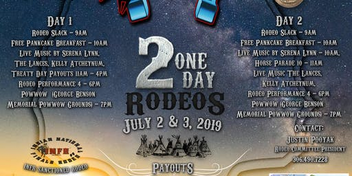 2nd Annual INFR Regional Rodeo