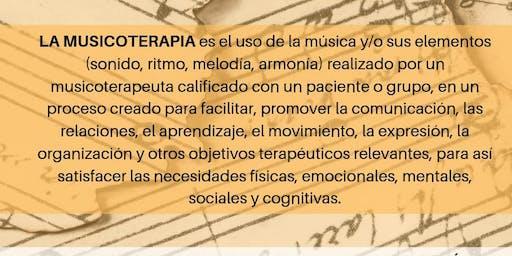 II Jornadas se Musicoterapia en Cordoba