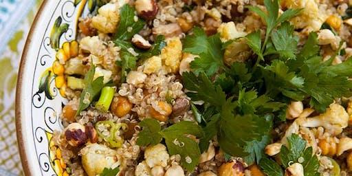 Quinoa Chickpea Salad: Find Your Inner Peas