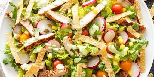 Chicken Bistro Salad: Bulk it up!