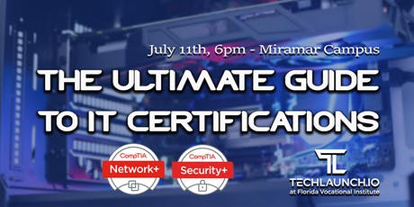 The Ultimate Guide to IT Certifications - CompTIA Security+ tickets