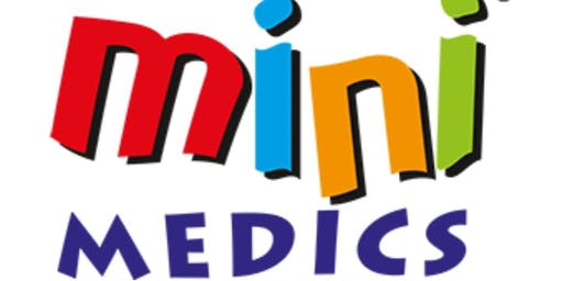 Mini Medics-First Aid 7-13yrs