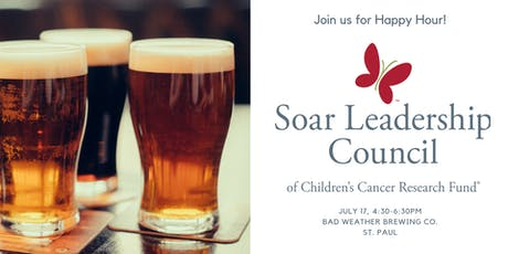 Soar Leadership Council Happy Hour at Bad Weather Brewing! tickets