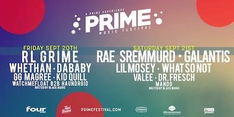 Prime Music Festival - Michigan tickets