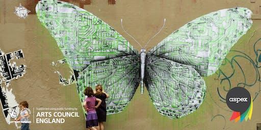 Making Magic: street art & paste-ups workshop