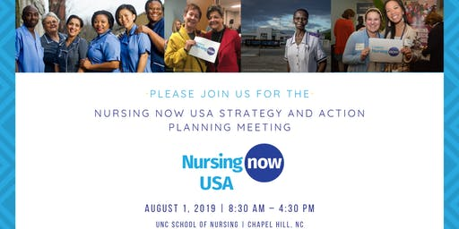 Nursing Now USA Strategy and Action Planning Meeting
