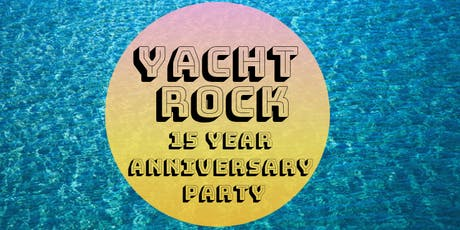 YACHT ROCK ROOFTOP PARTY! 15 years @ The Warren City Club tickets