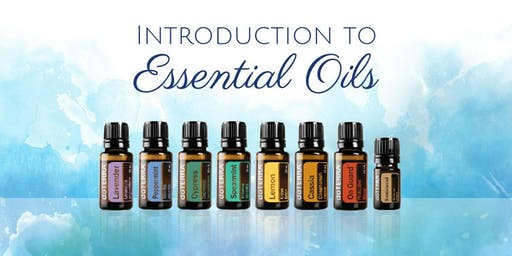 Essential Oil Workshop - An Introduction