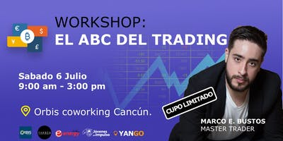 Workshop: El ABC del trading