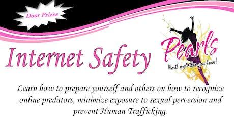 Internet Safety Presentation tickets