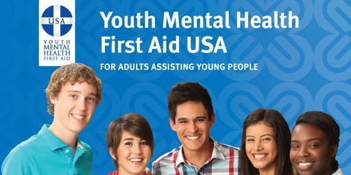 Youth Mental Health First Aid- Aug 21